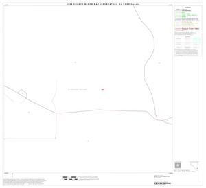 Primary view of object titled '1990 Census County Block Map (Recreated): El Paso County, Block 77'.
