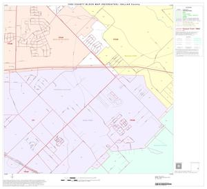 Primary view of object titled '1990 Census County Block Map (Recreated): Dallas County, Block 69'.