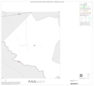 Primary view of object titled '1990 Census County Block Map (Recreated): Aransas County, Inset A01'.