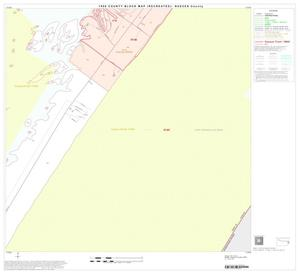 Primary view of object titled '1990 Census County Block Map (Recreated): Nueces County, Block 33'.