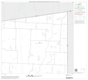 Primary view of object titled '1990 Census County Block Map (Recreated): Collin County, Block 13'.