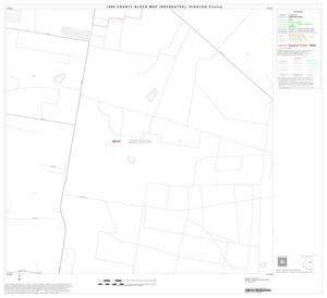 Primary view of object titled '1990 Census County Block Map (Recreated): Hidalgo County, Block 32'.