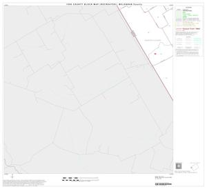 Primary view of object titled '1990 Census County Block Map (Recreated): McLennan County, Block 25'.