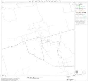 Primary view of object titled '1990 Census County Block Map (Recreated): Andrews County, Block 14'.