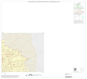 1990 Census County Block Map (Recreated): Anderson County, Inset C02