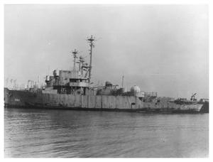 Primary view of object titled '[Texas Group Atlantic Reserve Fleet]'.