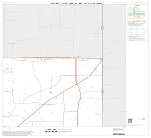 Primary view of object titled '1990 Census County Block Map (Recreated): Collin County, Block 6'.