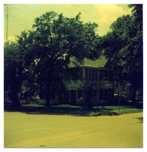 Primary view of object titled '[Dr. Wooley's Home]'.