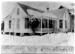 Primary view of object titled '[Jack McKay Home]'.