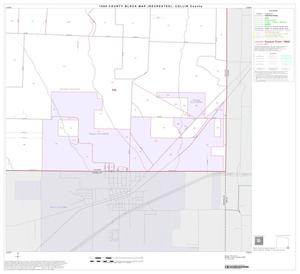 Primary view of object titled '1990 Census County Block Map (Recreated): Collin County, Block 48'.