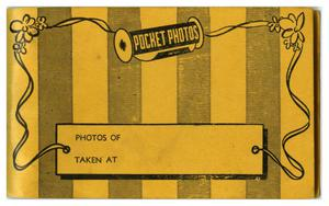 Primary view of object titled '[Booklet Depicting Winter Storm]'.