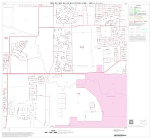 Primary view of object titled '1990 Census County Block Map (Recreated): Harris County, Block 112'.