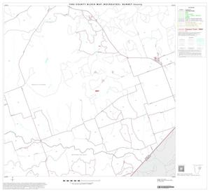 Primary view of object titled '1990 Census County Block Map (Recreated): Burnet County, Block 9'.