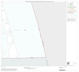 Primary view of object titled '1990 Census County Block Map (Recreated): Willacy County, Block 14'.