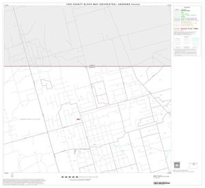 Primary view of object titled '1990 Census County Block Map (Recreated): Andrews County, Block 4'.