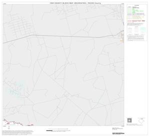 Primary view of object titled '1990 Census County Block Map (Recreated): Pecos County, Block 4'.