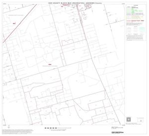 Primary view of object titled '1990 Census County Block Map (Recreated): Andrews County, Block 16'.