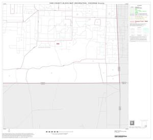 Primary view of object titled '1990 Census County Block Map (Recreated): Cochran County, Block 12'.