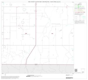 Primary view of object titled '1990 Census County Block Map (Recreated): Ochiltree County, Block 8'.