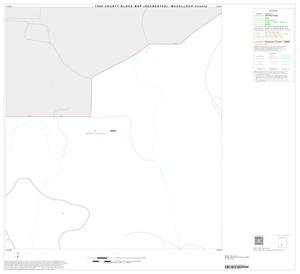 Primary view of object titled '1990 Census County Block Map (Recreated): McCulloch County, Inset B06'.