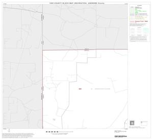Primary view of object titled '1990 Census County Block Map (Recreated): Andrews County, Block 1'.