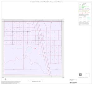 Primary view of object titled '1990 Census County Block Map (Recreated): Swisher County, Inset A01'.