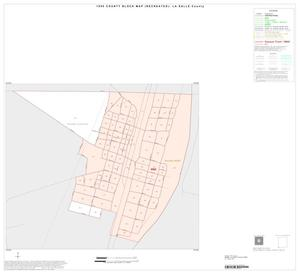 Primary view of object titled '1990 Census County Block Map (Recreated): La Salle County, Inset C01'.