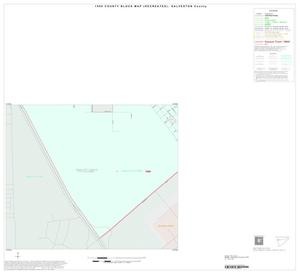 Primary view of object titled '1990 Census County Block Map (Recreated): Galveston County, Inset C03'.