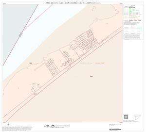 Primary view of object titled '1990 Census County Block Map (Recreated): Galveston County, Block 48'.