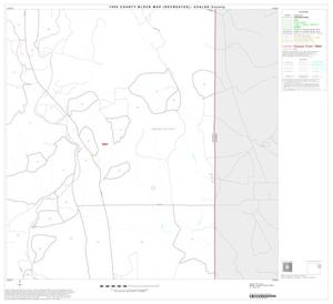 Primary view of object titled '1990 Census County Block Map (Recreated): Uvalde County, Block 10'.