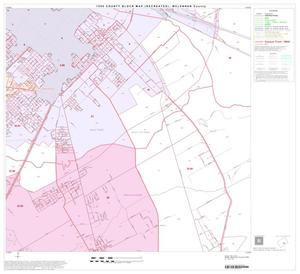 Primary view of object titled '1990 Census County Block Map (Recreated): McLennan County, Block 30'.