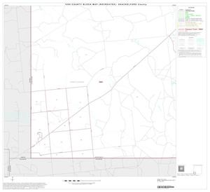 Primary view of object titled '1990 Census County Block Map (Recreated): Shackelford County, Block 13'.