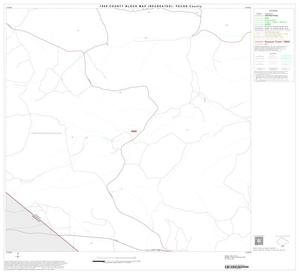 Primary view of object titled '1990 Census County Block Map (Recreated): Pecos County, Block 44'.