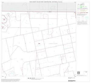 Primary view of object titled '1990 Census County Block Map (Recreated): Mitchell County, Block 3'.