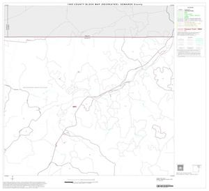 1990 Census County Block Map (Recreated): Edwards County, Block 4