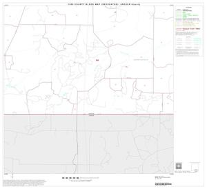 Primary view of object titled '1990 Census County Block Map (Recreated): Archer County, Block 15'.