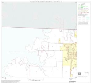 Primary view of object titled '1990 Census County Block Map (Recreated): Denton County, Block 6'.