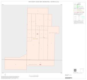 Primary view of object titled '1990 Census County Block Map (Recreated): Castro County, Inset B01'.