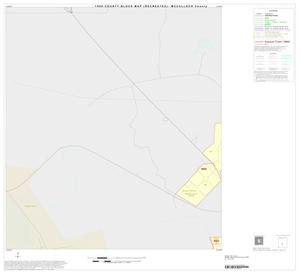 Primary view of object titled '1990 Census County Block Map (Recreated): McCulloch County, Inset B01'.