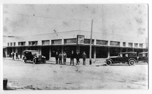 Primary view of object titled '[Buick Dealership]'.