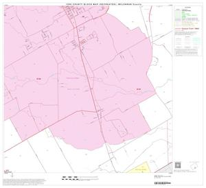 Primary view of object titled '1990 Census County Block Map (Recreated): McLennan County, Block 38'.