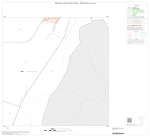 Primary view of object titled '2000 Census County Block Map: Presidio County, Inset A05'.