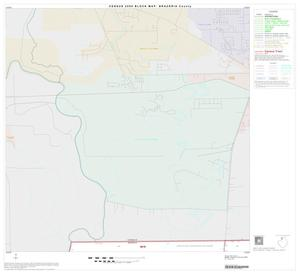 Primary view of object titled '2000 Census County Block Map: Brazoria County, Block 4'.