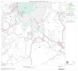Primary view of object titled '2000 Census County Block Map: Kerr County, Block 15'.
