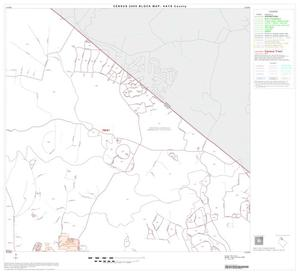 Primary view of object titled '2000 Census County Block Map: Hays County, Block 4'.