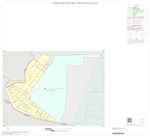 Primary view of object titled '2000 Census County Block Map: San Patricio County, Inset K01'.