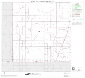 Primary view of object titled '2000 Census County Block Map: Briscoe County, Block 7'.