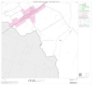 Primary view of object titled '2000 Census County Block Map: Fort Bend County, Block 42'.
