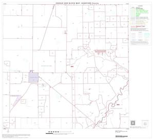 Primary view of object titled '2000 Census County Block Map: Hansford County, Block 5'.