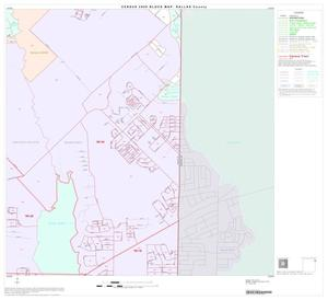 Primary view of object titled '2000 Census County Block Map: Dallas County, Block 20'.